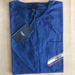 Fendi Rome Cotton Shirt